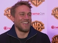 Charlie Hunnam recalls terrible, painful marriage at 18