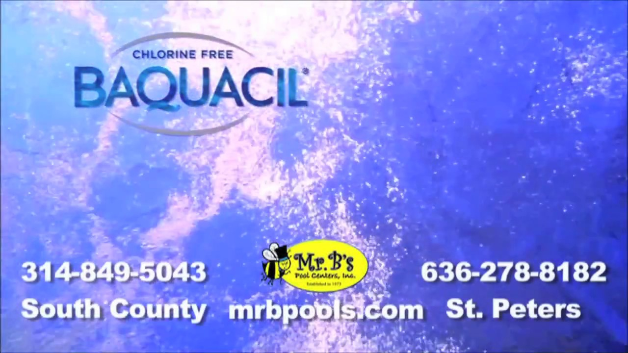 Baquacil Chlorine Free Pool Care Systems From Mr B S Centers