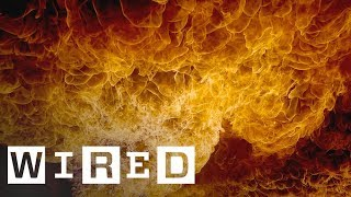 How Firefighters Learn to Tackle the Most Extreme Blazes (4K) | WIRED Originals