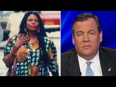 Christie on the quest to bring Joanne Chesimard to justice