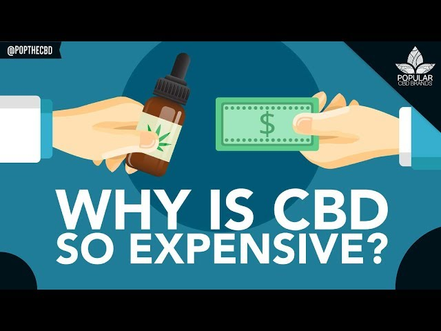 Why CBD is Expensive?   2019