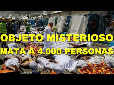 EL  ARCA DE GABRIEL  MATA A MÁS DE 4000 PERSONAS