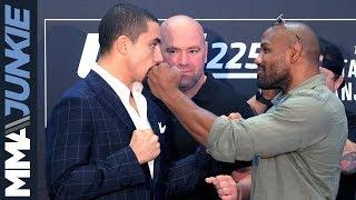 UFC 225: Media day face-offs