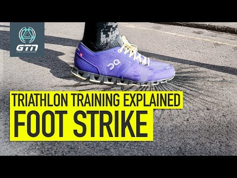 Heel Strike Vs Midfoot Vs Forefoot | Triathlon Training Explained