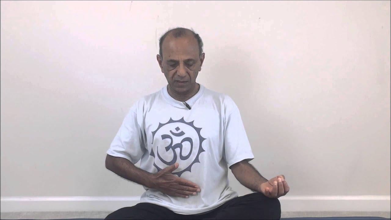 #Alternate Nostril Breathing - #Nadi-Shuddhi or #Anuloma-Viloma