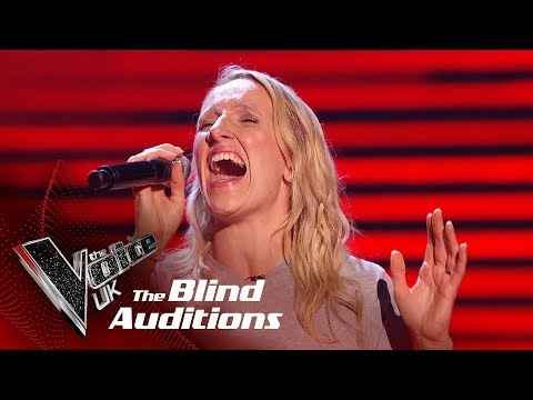 Sarah Tucker's 'In My Blood' | Blind Auditions | The Voice UK 2019