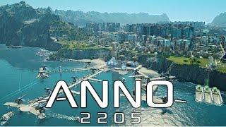 ANNO 2205 | El juego mas esperado