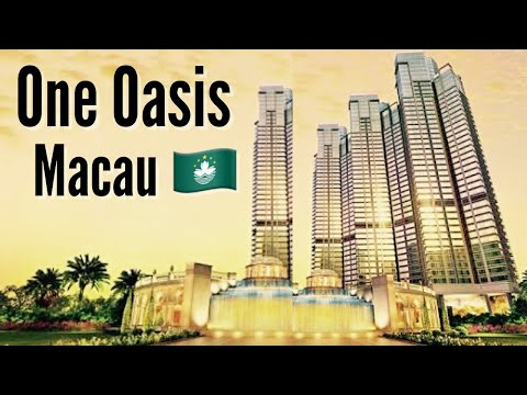 One Oasis Condo in Macau China