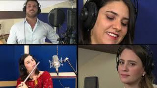 Mia Gioconda (Italiana) - Legendado - Vicente Celestino - Choro das 3 & Paulo Paolillo