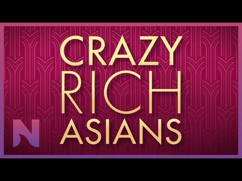 Crazy Rich Asians - Official Teaser Trailer (2018)