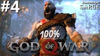 Zagrajmy w God of War 2018 (100%) odc. 4 - Okropny upiór