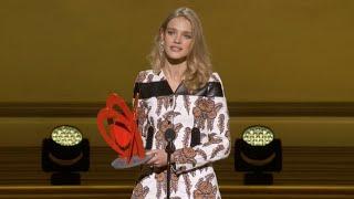 Наталья Водянова, Женщина года Glamour 2014 - Natalia Vodianova Glamour Woman of the Year
