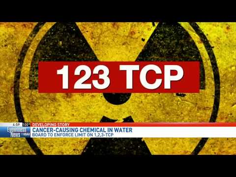 State water board sets maximum contaminant level on 1,2,3 TCP