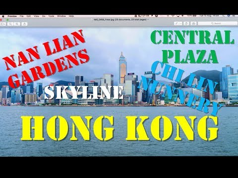 HONG KONG | GUIDE | THINGS TO DO AND SEE Travel Vlog 98