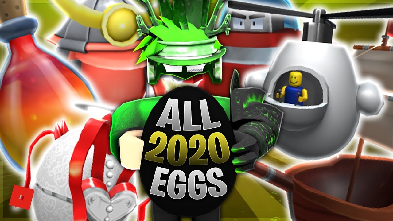 How to get all the eggs in the Roblox Egg Hunt 2020 [Part 8] (Roblox Event Guide)