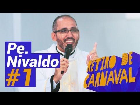 1ª PREGAÇÃO: PADRE NIVALDO JUNIOR // RETIRO DE CARNAVAL // ENCHEI-VOS DO ESPÍRITO SANTO
