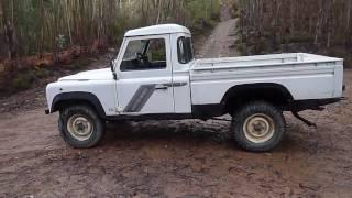 Land Rover Defender 110 HCPU 300Tdi'94