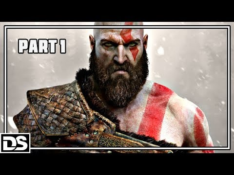 God of War PS4 Gameplay German - Lets Play God of War 4 Deutsch Walkthrough DerSorbus