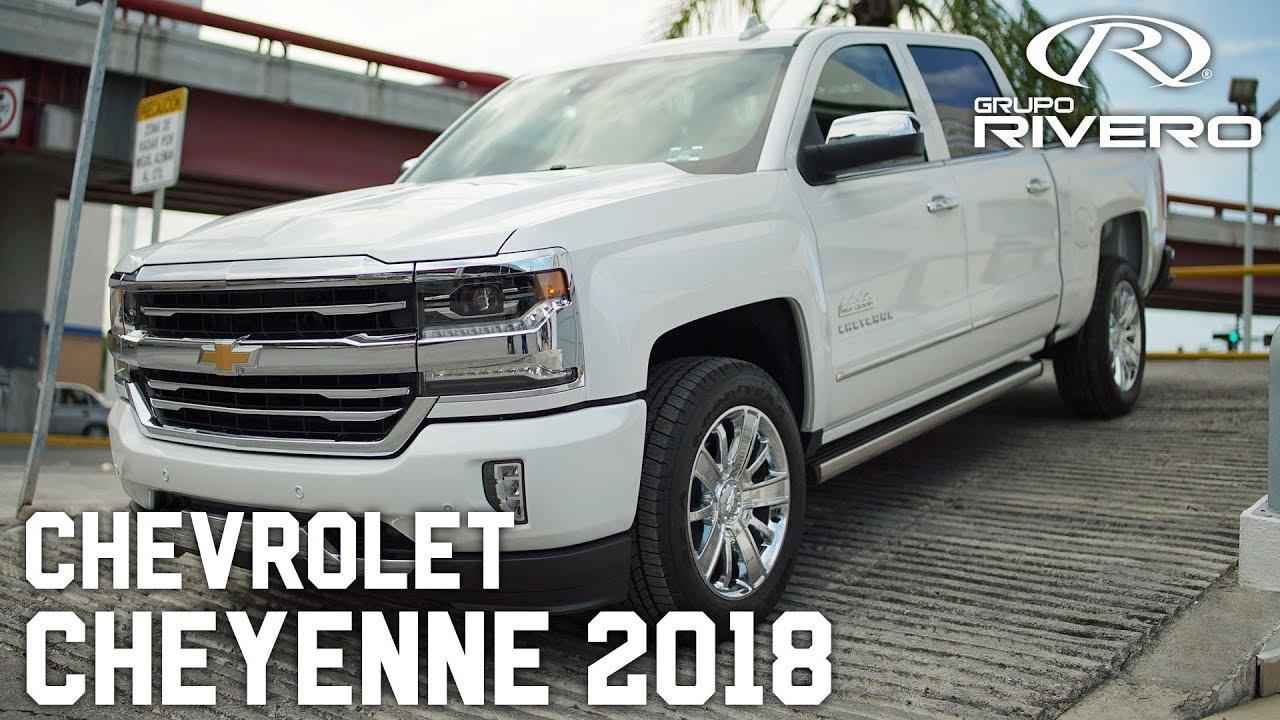 Chevrolet Cheyenne 2018 - Monterrey, N.L. - Grupo Rivero ...