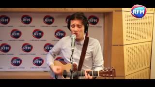 """Vianney en live chez RFM - Pas la"""""""