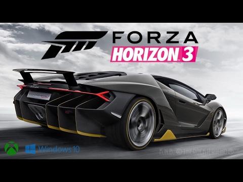 "Forza Horizon 3 XBOX & PC ""Car Racing Games - Videos Games for Kids"