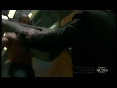 The Transporter (2002) - Oil Fight Scene thumbnail