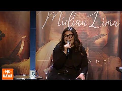 Pocket Show   Midian Lima - Não Pare