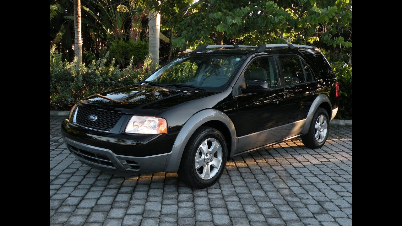 2007 ford freestyle sel for sale auto haus of fort myers florida youtube. Black Bedroom Furniture Sets. Home Design Ideas