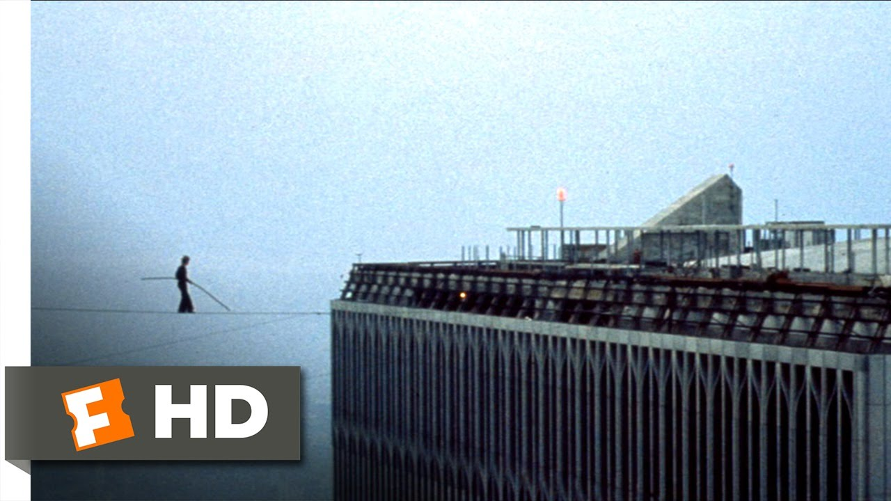 Man on Wire (8/12) Movie CLIP - Walking on a Cloud (2008) HD - YouTube