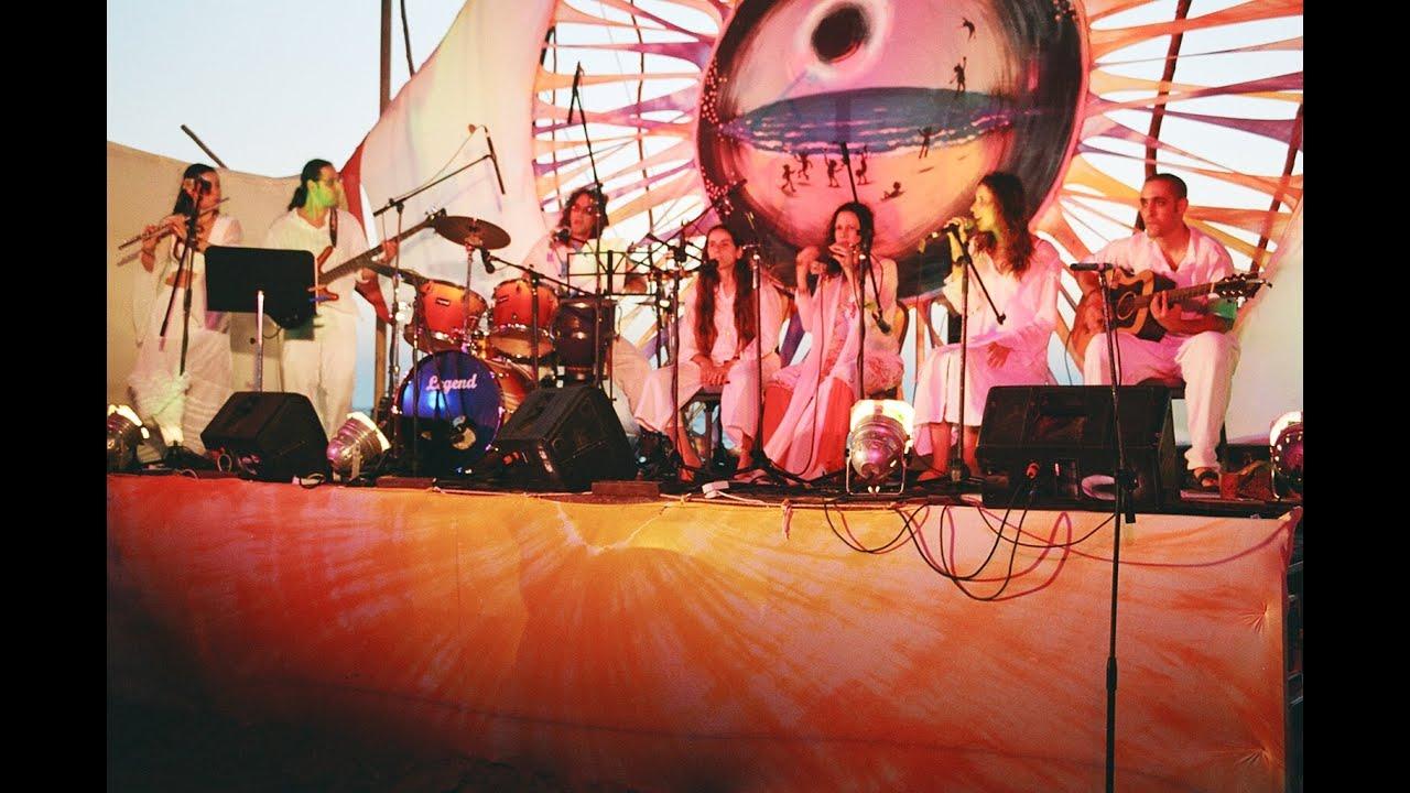 Adama Ve Shamayim - אדמה ושמים- (Official) מפסטיבל סגול עם וואיט פדר