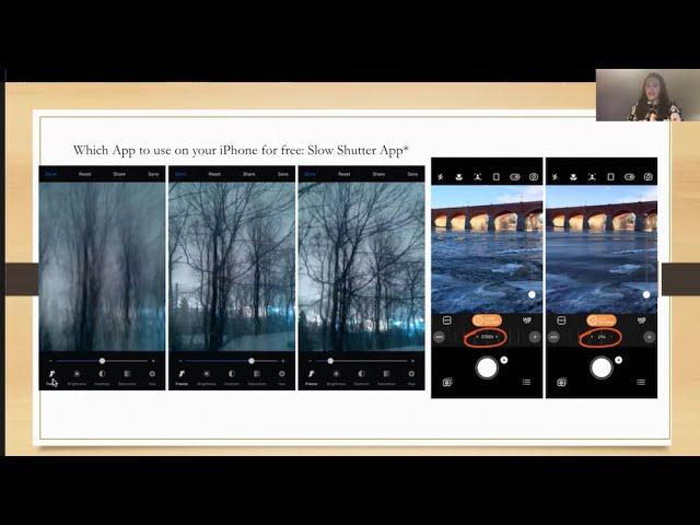 Photography Basics with Zoe Tessier: Shutter Speed & Photoshop
