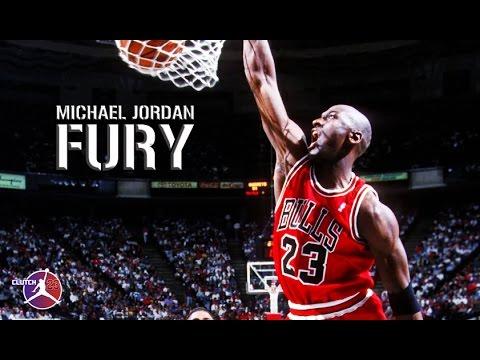 MICHAEL JORDAN FURY