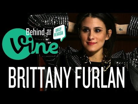 Behind the Vine with Brittany Furlan | DAILY REHASH | Ora TV