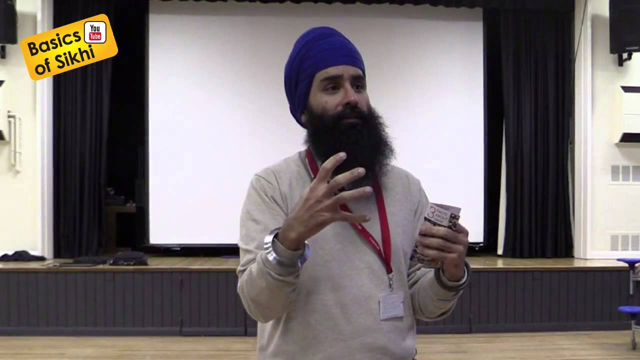 Q&As for School Children - Who is the Sikh God?