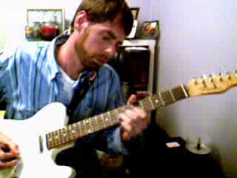 Angel eyes Jeff Healy (guitar solo)- By :) Nathan Dalrymple