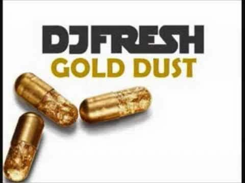 DJ Fresh - Gold Dust (Flux Pavilion Remix) FULL HD