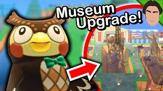 NEW Museum District Updates! Animal Crossing New Horizons