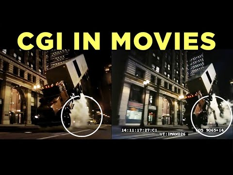 CGI In Movies Where You'd NEVER Expect It