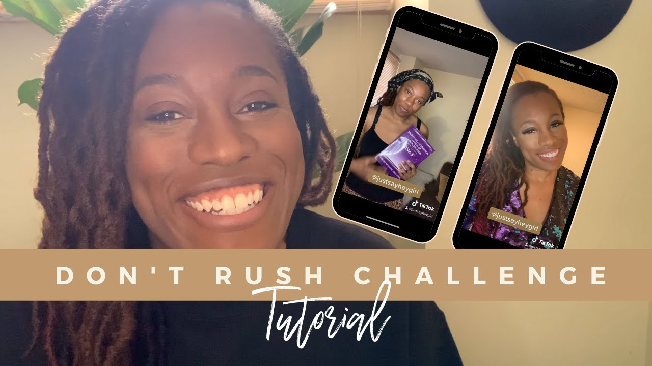 Don T Rush Challenge Tutorial Youtube