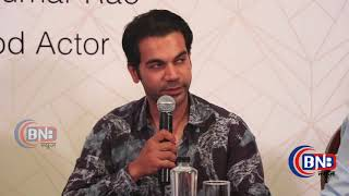 Rajkummar Rao Pahucnhe Eat Right Moment Campaign Pe Launched By FSSAI