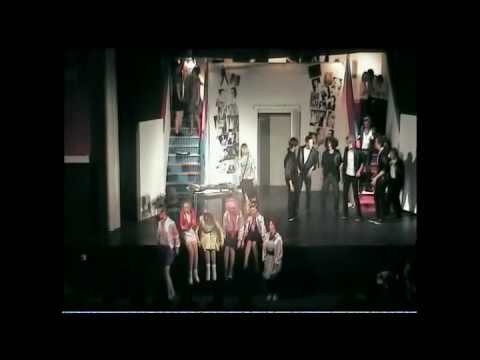 Grease The Musical (Hall Cross School) - Summer Nights