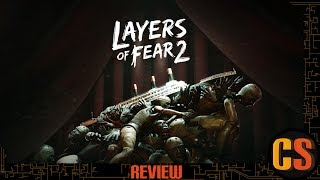 LAYERS OF FEAR 2 - PS4 REVIEW (Video Game Video Review)