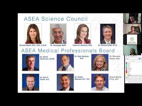 Discover Asea Redox - With Sue Honeysett Testimonial