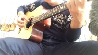 GIÃ TỪ VŨ KHÍ (Chế Linh - Quang Lê)- GUITAR COVER - Hợp âm chuẩn - Hướng dẫn guitar