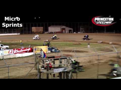 9-9-2016 UMSS Micro Sprints Princeton Speedway