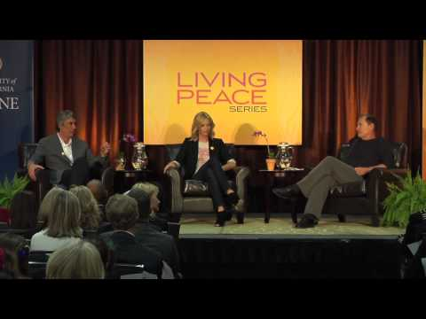Living Peace Series with Charlize Theron