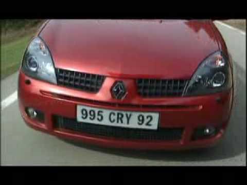 ► Clio II phase 2 - 2001 - 2005