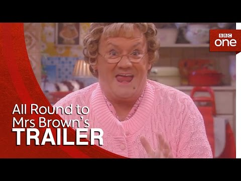 Laughter | All Round to Mrs Brown's: Trailer - BBC One