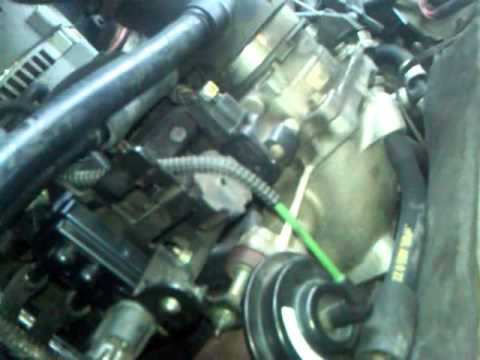 2003 Ford Windstar Vacuum Hose Diagram Lucas Wiper Motor Wiring Dpfe Egr Sensor For Expedition - 2001 2002 2004 , P0401 Code Youtube