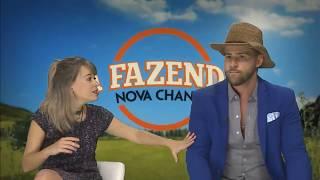 A Fazenda Online: Marcelo Ié Ié fala sobre votação polêmica e namoro com Flávia